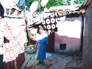 Vieux bâti à Bouira: La précarité en mode de vie