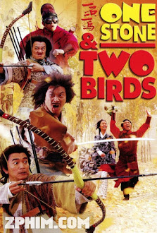 Nhất Tiễn Hạ Song Điêu - One Stone and Two Birds (2005) Poster