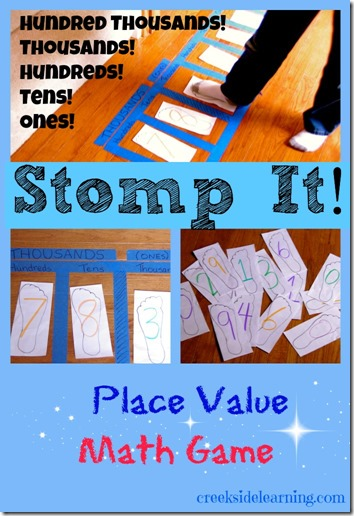 Teaching Place Value Games