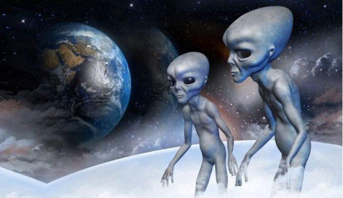 "Diz cientista ""Provei que um OVNI alienígena pousou na Terra"""