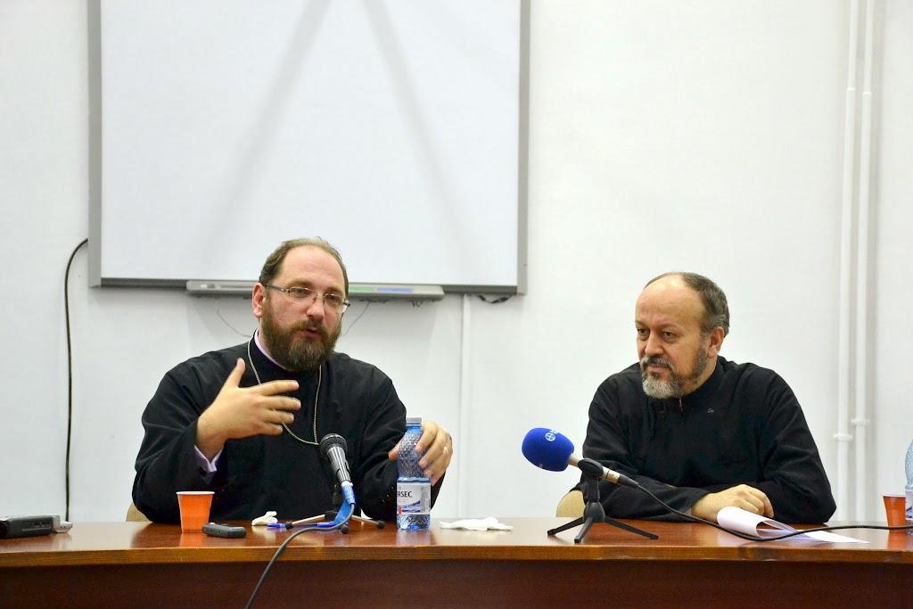 Pr. Constantin Necula despre tineri, FTOUB 048
