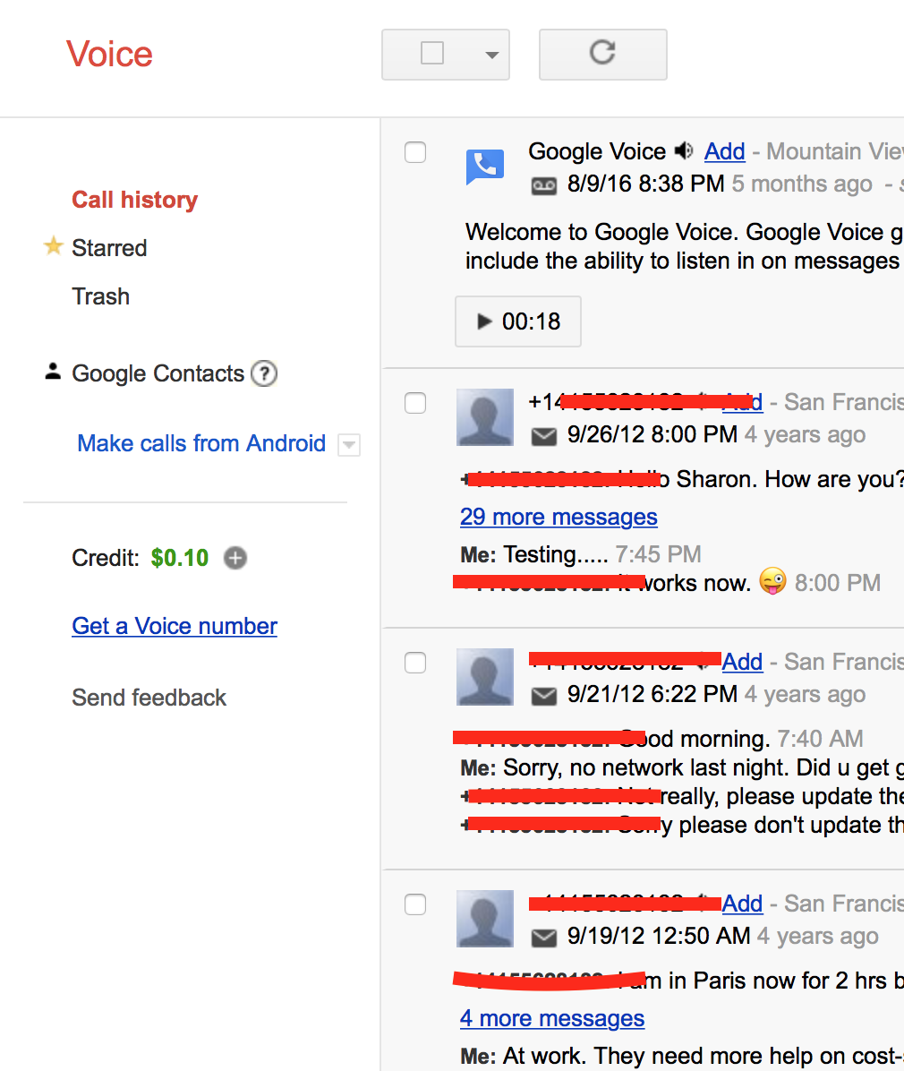 How to reclaim number back - Google Voice Help