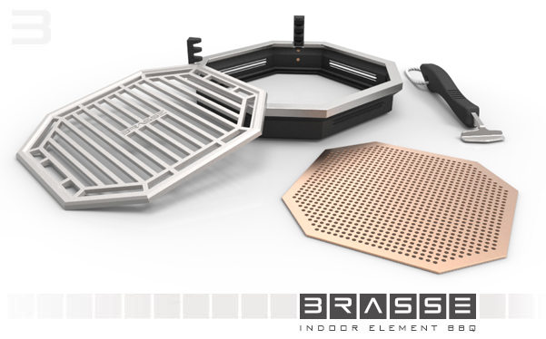 *瓦斯爐上也可以享受BBQ美味:Brassé BBQ室內無煙燒烤爐架! 7