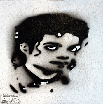 Canvas Michael Jackson 3a
