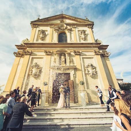 Fotografo di matrimoni Gian luigi Pasqualini (pasqualini). Foto del 26.01.2017