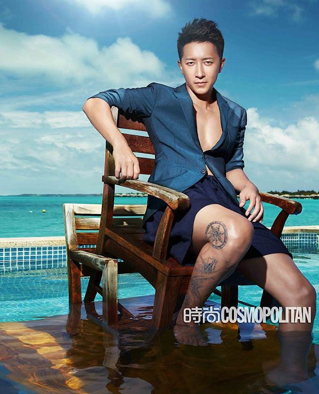 Han Geng China Actor