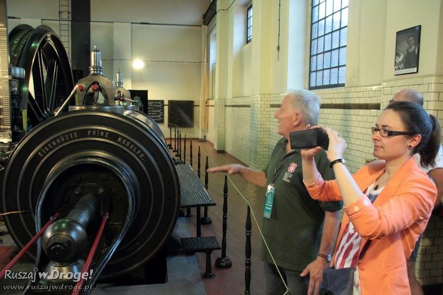 100-letnia maszyna parowa z Zabrza