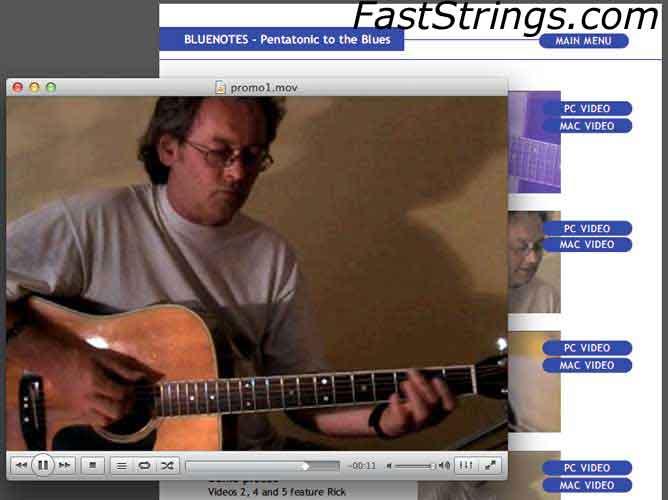 Rick Payne - Bluenotes