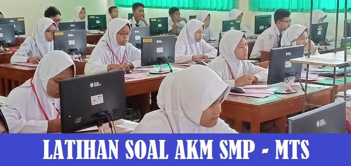 Latihan Soal Akm Smp Mts Tahun 2021 Literasi Dan Numerasi Pendidikan Kewarganegaraan Pendidikan Kewarganegaraan