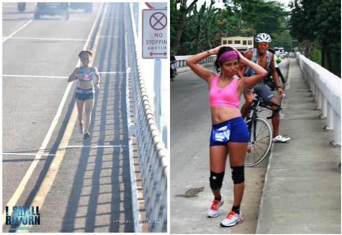 Jade Abellana, top female Cebu Ultra runner