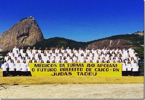 JUDAS-TADEU-MEDICOS