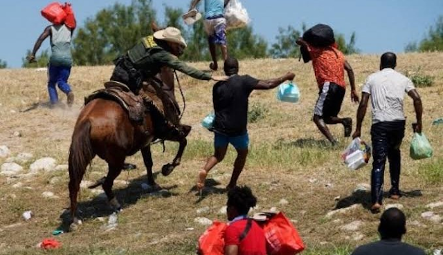 Haití critica maltrato a migrantes en frontera sur Estados Unidos.