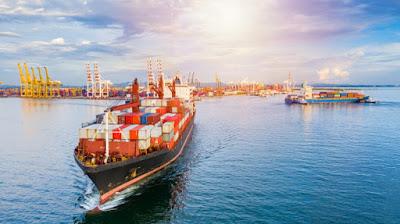 container ekspor