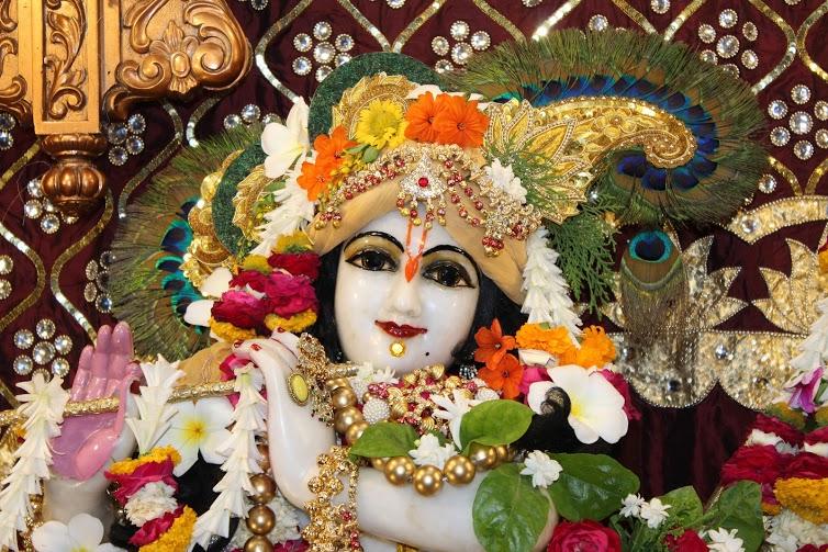 ISKCON Vallabh Vidhyanagar  Deity Darshan 09 April 2016 (6)