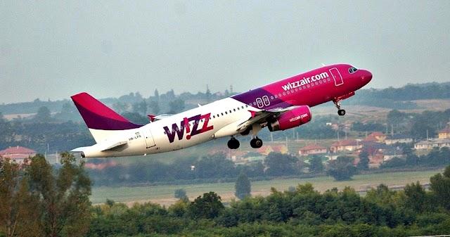 UPDATE Roma, Bologna și Treviso, noile destinații operate de Wizz Air de la Suceava. Prețuri și orarul de zbor