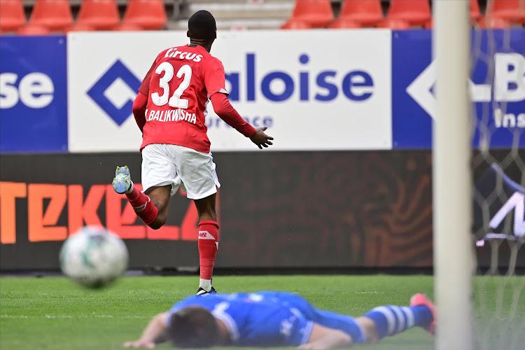 Michel-Ange Balikwisha est sur la touche: son début de saison reporté