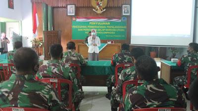 Kodim Kulon Progo Cegah Penyalahgunaan Narkoba