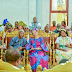 African American Tourists Visit Oba Of Benin