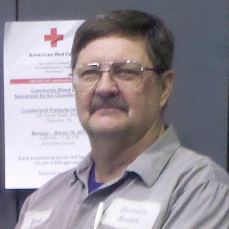 Tony Rhoades