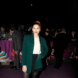 WWW.ENTSIMAGES.COM -  Guest arriving  at  Cirque Du Soleil: Kooza VIP Royal Albert Hall London January 8th 2013                                                       Photo Mobis Photos/OIC 0203 174 1069