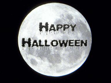 Happy Halloween Silhouette, Halloween