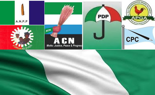 List of Political Parties in Nigeria 1
