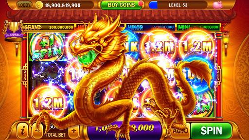 Golden Casino: Free Slot Machines & Casino Games screenshots 1