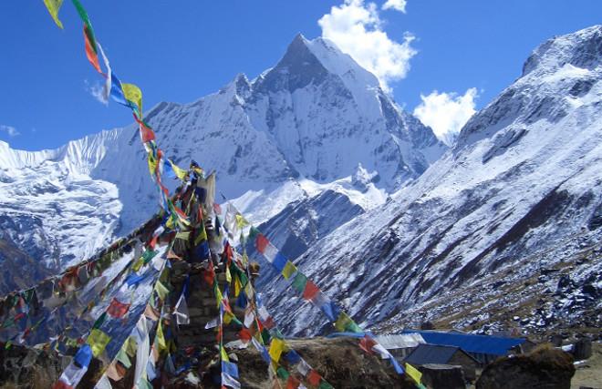 Annapurna - Népal