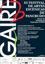 Cartel III Festival Gaire