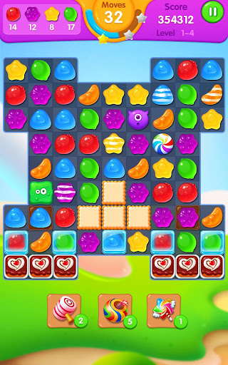 Candy Break Bomb 1.4.3155 screenshots 23