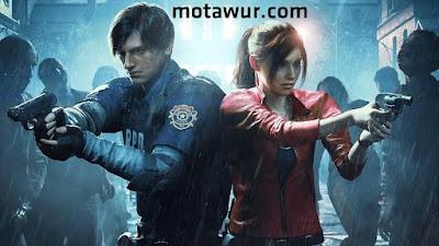 Resident Evil - أفضل ألعاب كمبيوتر 2022