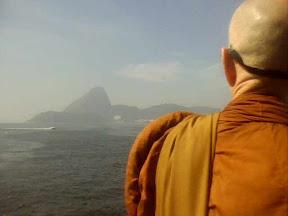 Passeio de barca na Baía de Guanabara