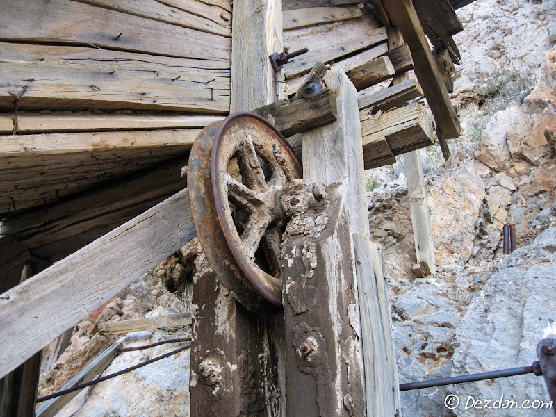 A well greased pulley.