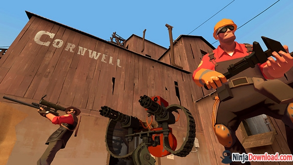 Guidance of installing and playing Team Fortress 2