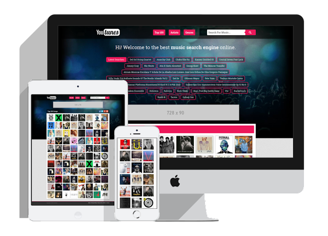 YouTunes – MP3 Music Video Search Engine Script