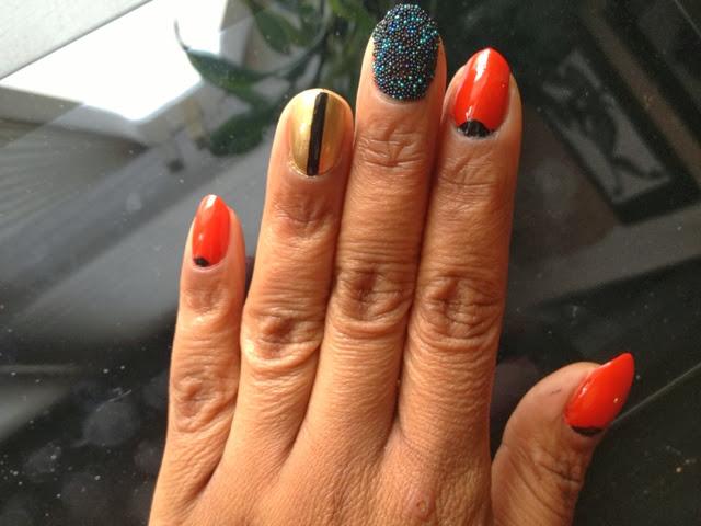 hautegirlfresh: #typeAjawn | MANIc Monday - Nails Inspired by Junior ...