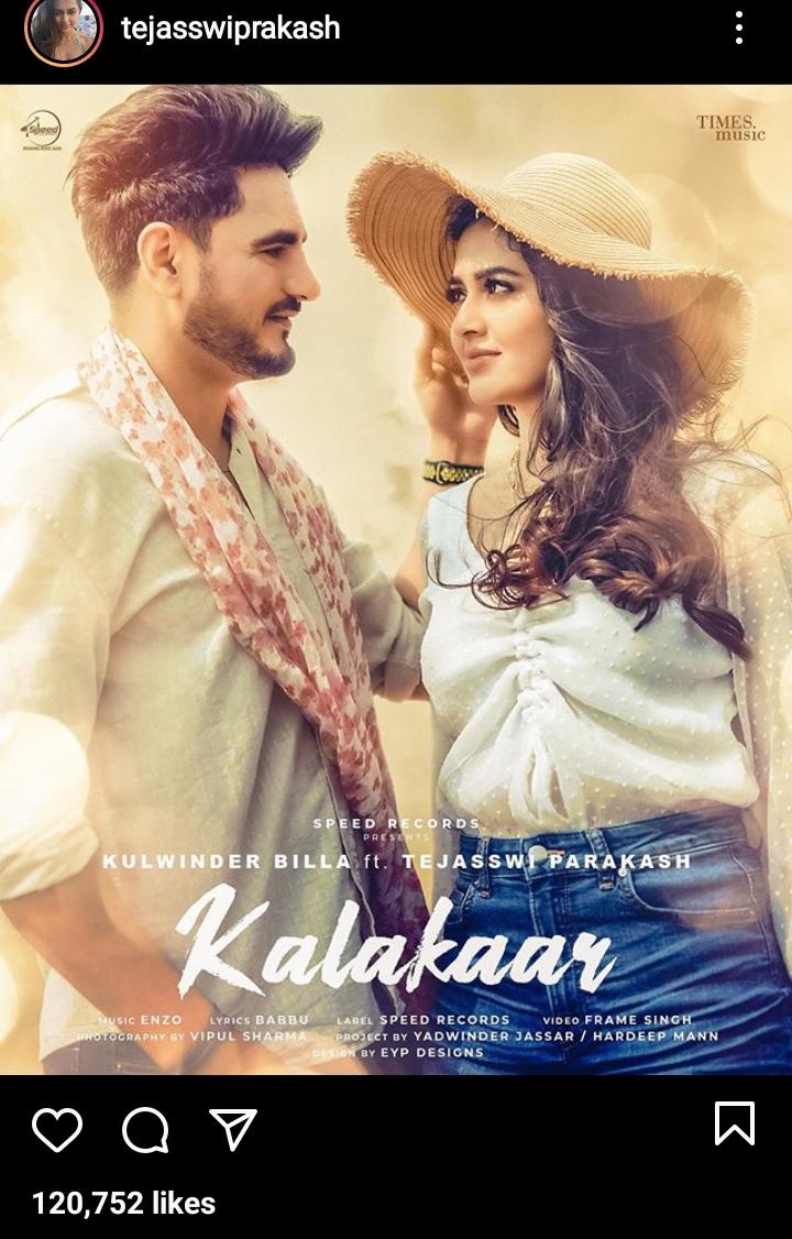 """Kulwinder Billa's New Song """"Kalakaar"""