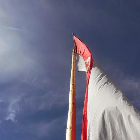 Hauswanderung Giggelberg - Nassereit - Zieltal im Juli 2014 Schulerhof