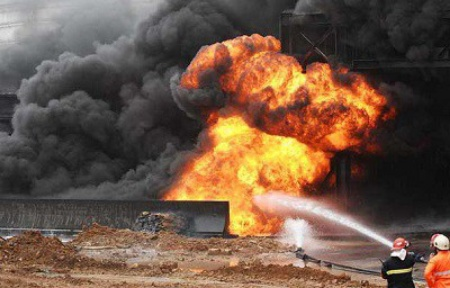 Gas Tank explosion kills 9 in Cross River…. (Full Gist)