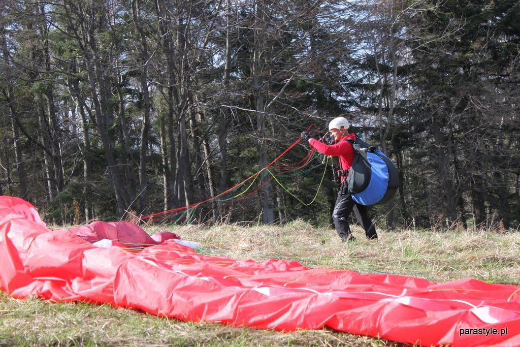 Szkolenia paralotniowe Kwiecień 2011 - IMG_5411.JPG