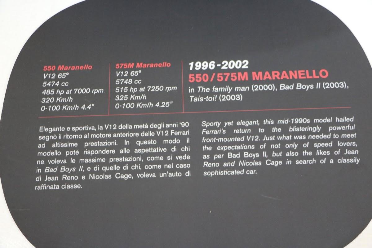 Modena - Enzo Museum 0039 - 1996-2002 550-575M Maranello.jpg