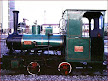 Day 1: 1913 Orenstein & Koppel locomotive, Gijón railway museum
