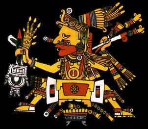 Tonacatecuhtli, Gods And Goddesses 6
