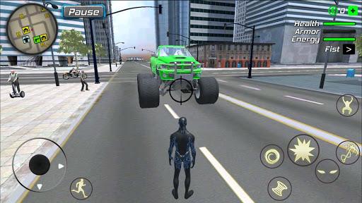 Black Hole Hero : Vice Vegas Rope Mafia 1.0.3 screenshots 10