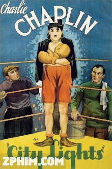 Ánh Sáng Đô Thị - City Lights (1931) Poster