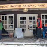 Wilderness Permit at Longmire