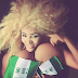 Sucasa Micasa: Cossy Ojiakor and her gigantic boobs celebrate Independence day (Photo)