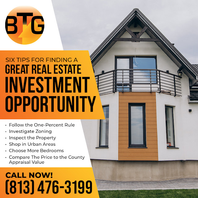 How to Evaluate and Pick Good Real Estate Investments