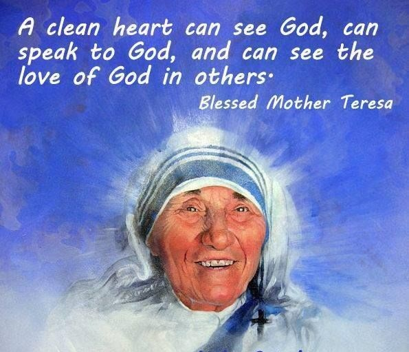 Quote From Mother Teresa: 50 Best Mother Teresa Quotes To Inspire You