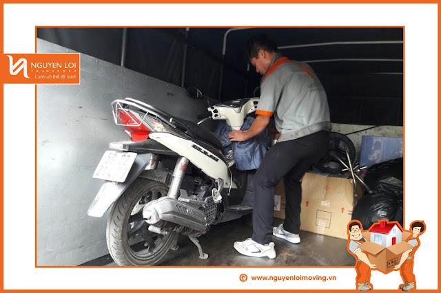 Thuê xe tải chuyển nhà ở TPHCM
